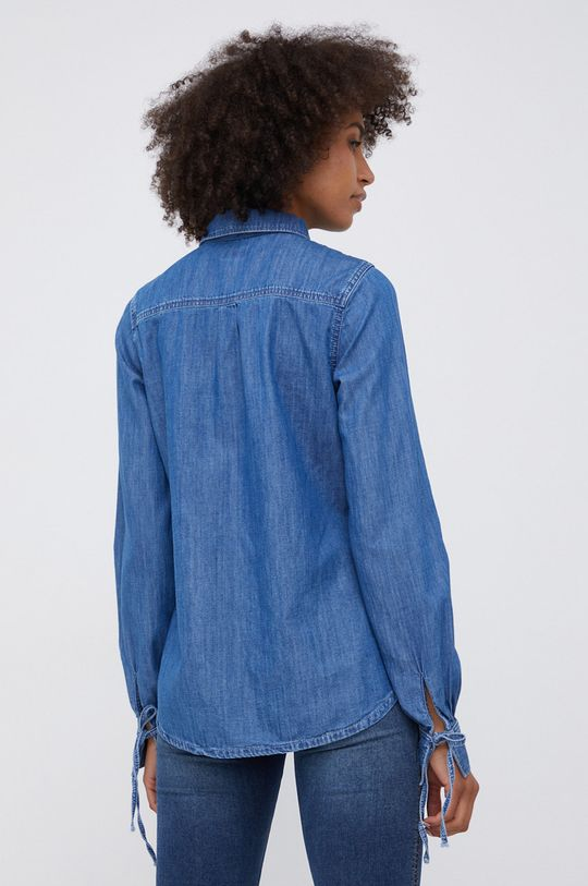 Pepe Jeans - Camasa jeans Esme  69% Bumbac, 31% Lyocell