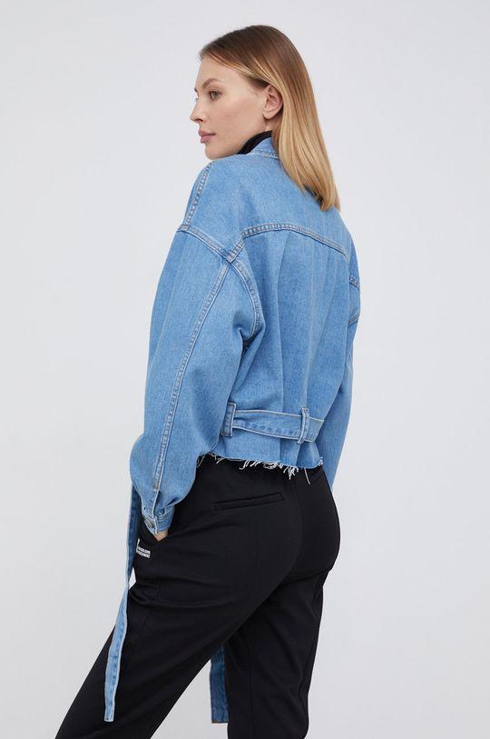 Dr. Denim - Koszula bawełniana jeansowa 100 % Bawełna