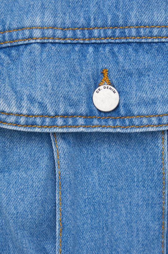 Dr. Denim - Koszula bawełniana jeansowa Damski