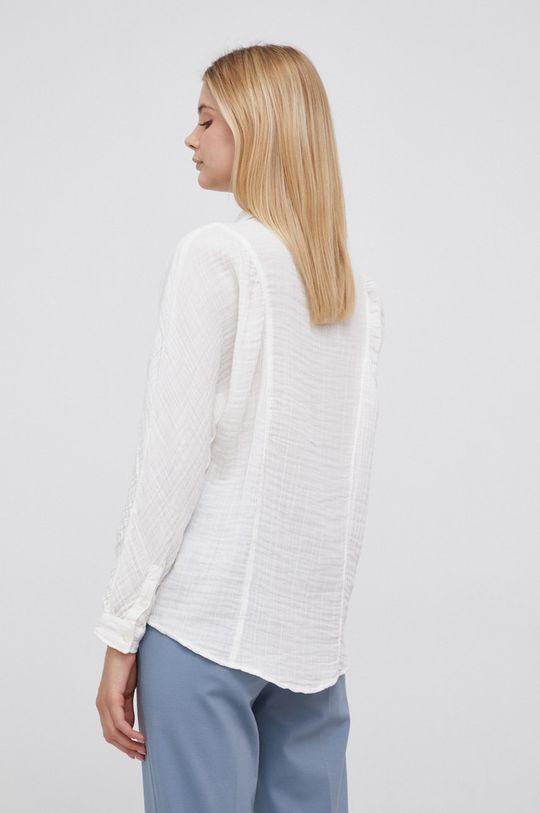 biały Lee - Koszula bawełniana
