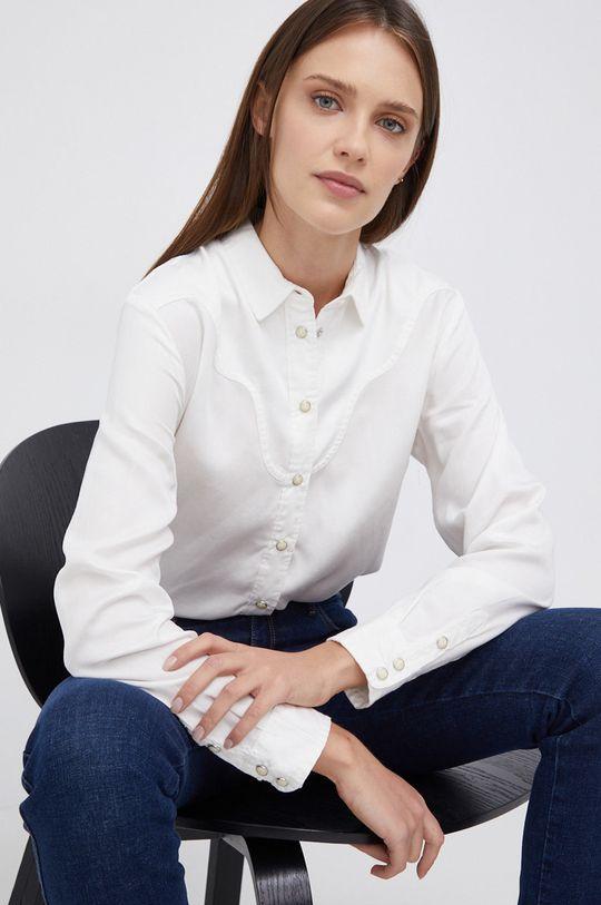 biały Lee - Koszula Damski