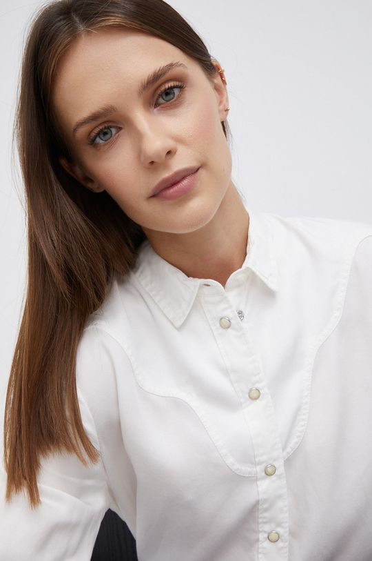 biały Lee - Koszula