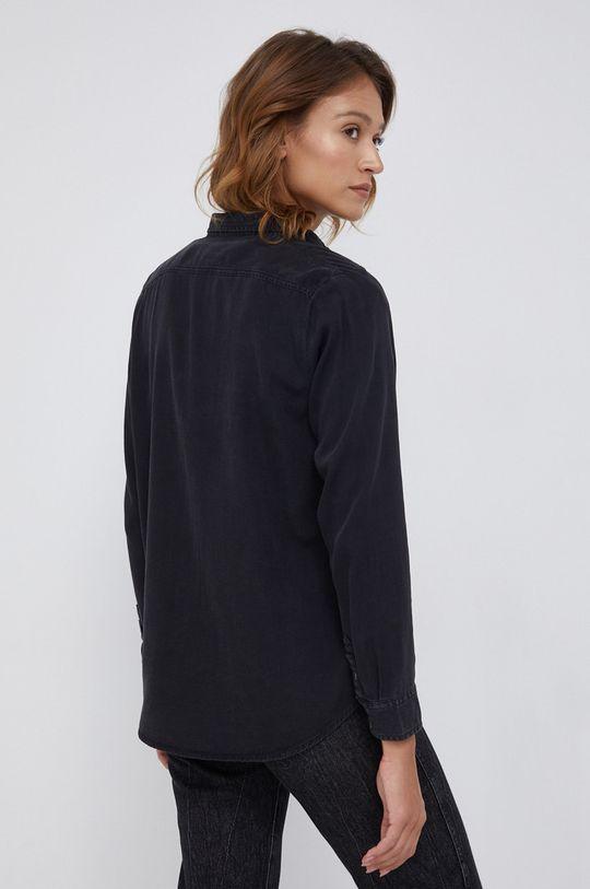 Lee - Koszula 35 % Bawełna, 65 % Lyocell