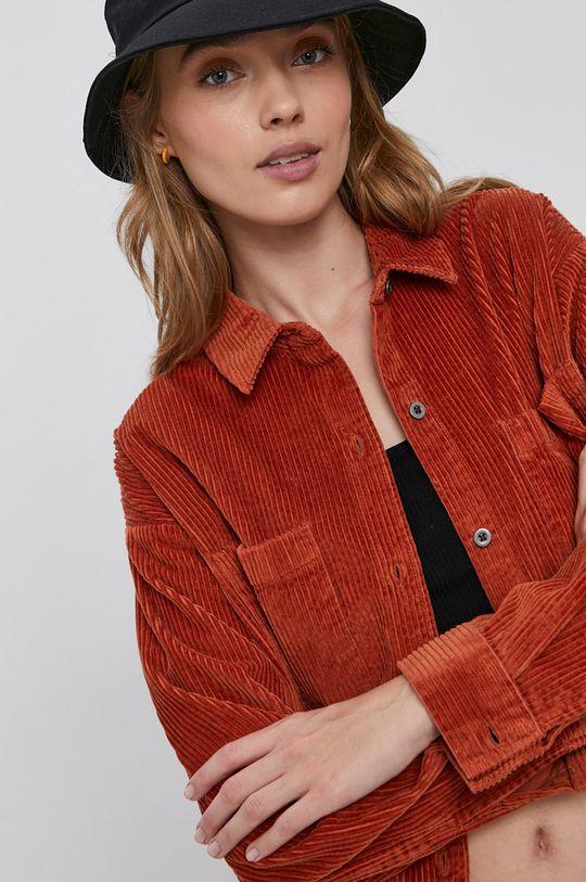 oranžová Vans - Košile Dámský