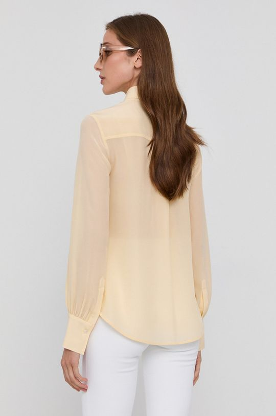 žltá Victoria Victoria Beckham - Košeľa