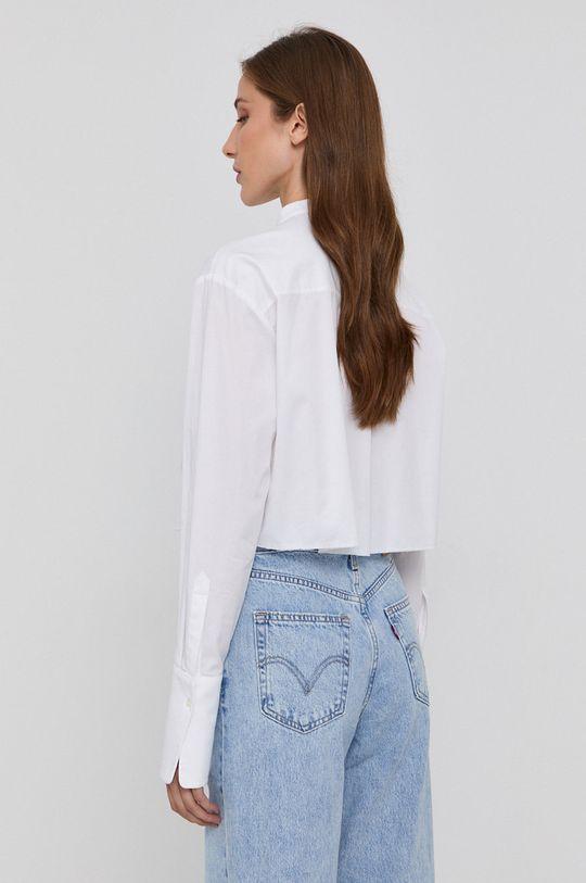 Victoria Victoria Beckham - Koszula bawełniana Inne materiały: 100 % Masa perłowa, Materiał 1: 100 % Bawełna organiczna, Materiał 2: 100 % Bawełna