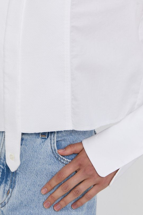Victoria Victoria Beckham - Koszula bawełniana Damski