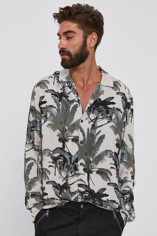 vícebarevná Tigha - Košile Manuel Pánský