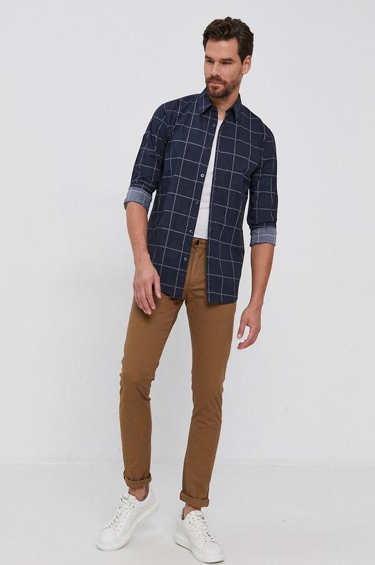 Guess - Koszula 97 % Bawełna, 3 % Elastan