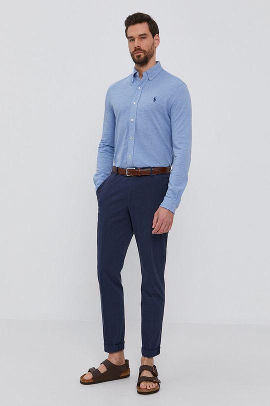 Polo Ralph Lauren - Pamut ing világoskék