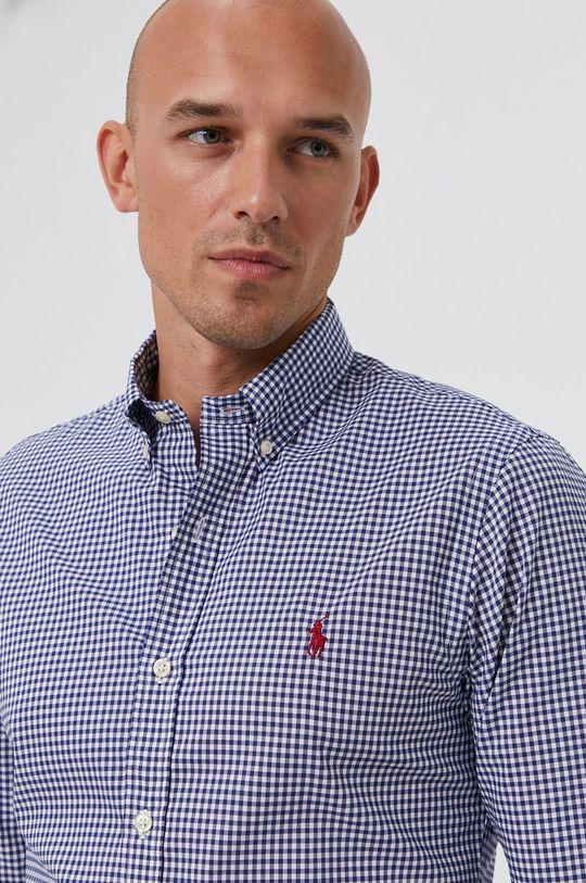 granatowy Polo Ralph Lauren - Koszula Męski