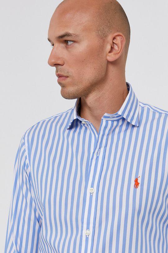 jasny niebieski Polo Ralph Lauren - Koszula Męski