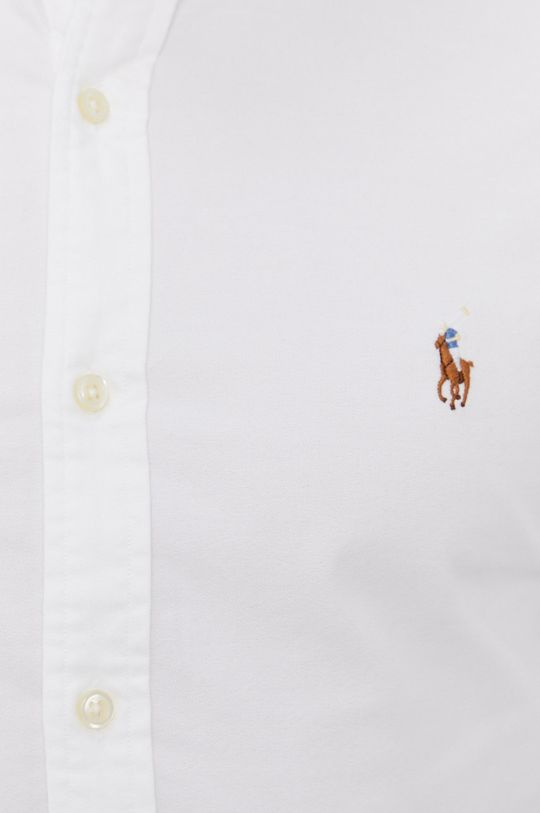 Polo Ralph Lauren - Koszula bawełniana biały