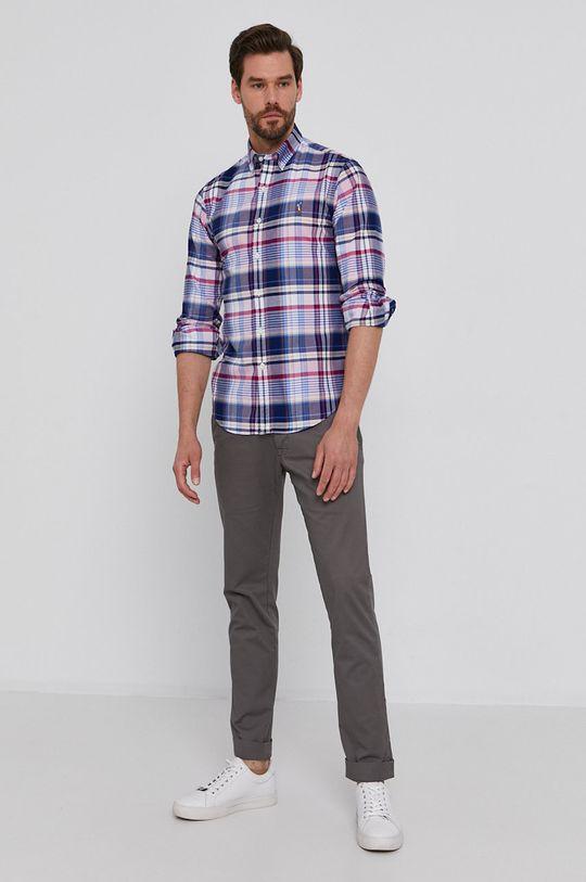 Polo Ralph Lauren - Bavlněné tričko vícebarevná