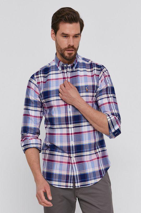 vícebarevná Polo Ralph Lauren - Bavlněné tričko