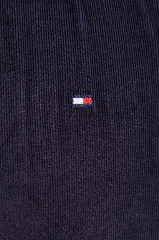 Tommy Hilfiger - Manšestrová košile námořnická modř