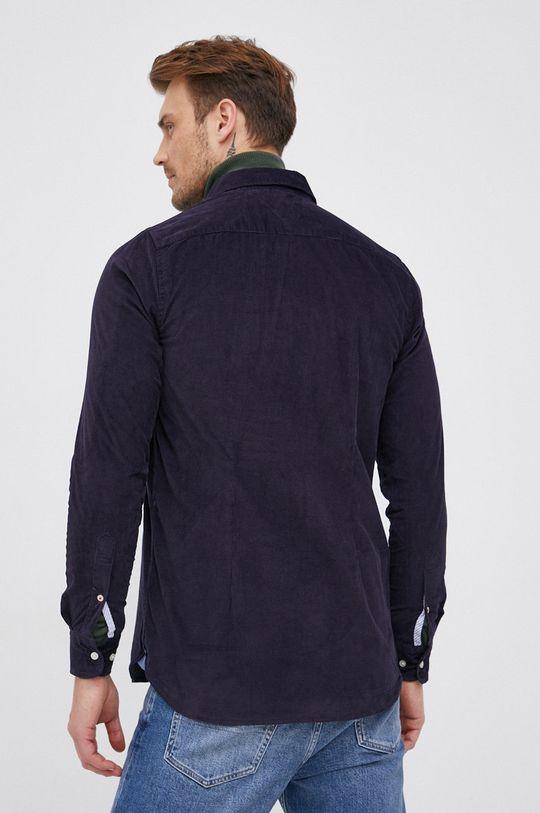 námořnická modř Tommy Hilfiger - Manšestrová košile