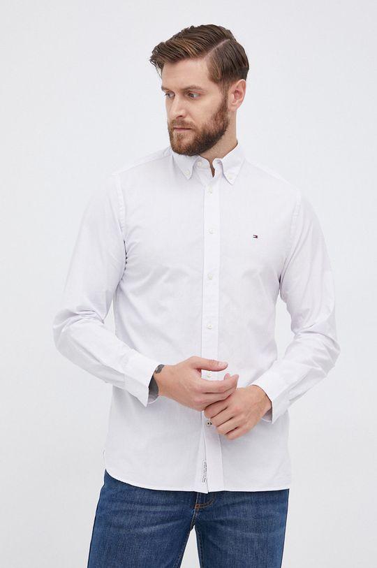 Tommy Hilfiger - Koszula bawełniana Męski