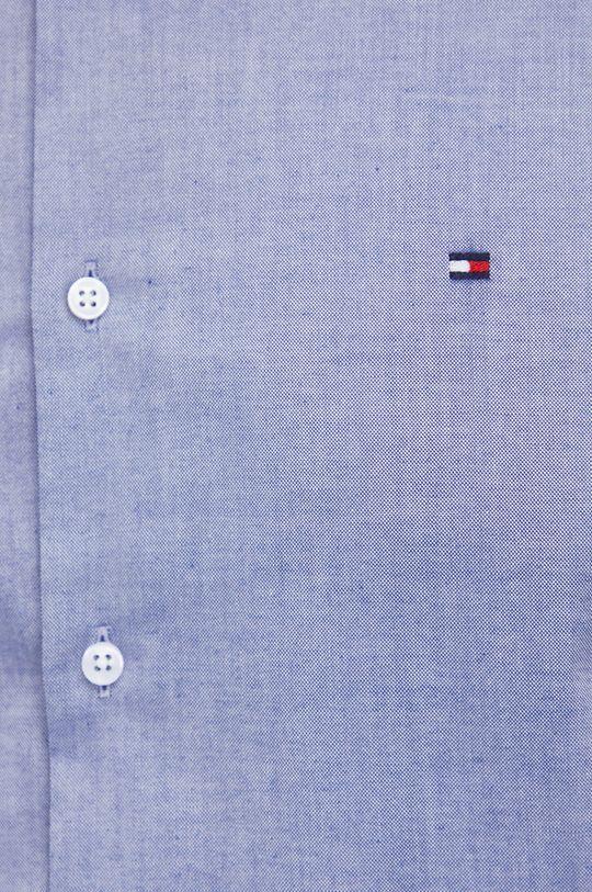 Tommy Hilfiger - Koszula bawełniana niebieski