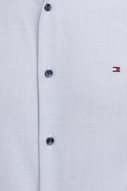 Tommy Hilfiger - Koszula bawełniana szary