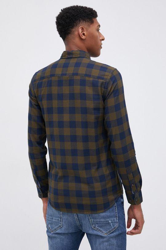 zielony Produkt by Jack & Jones - Koszula bawełniana