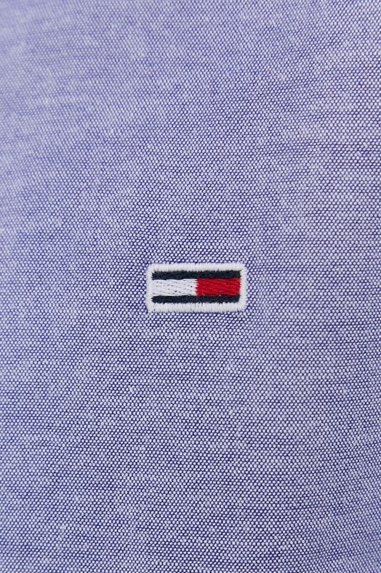 Tommy Jeans - Koszula 98 % Bawełna, 2 % Elastan