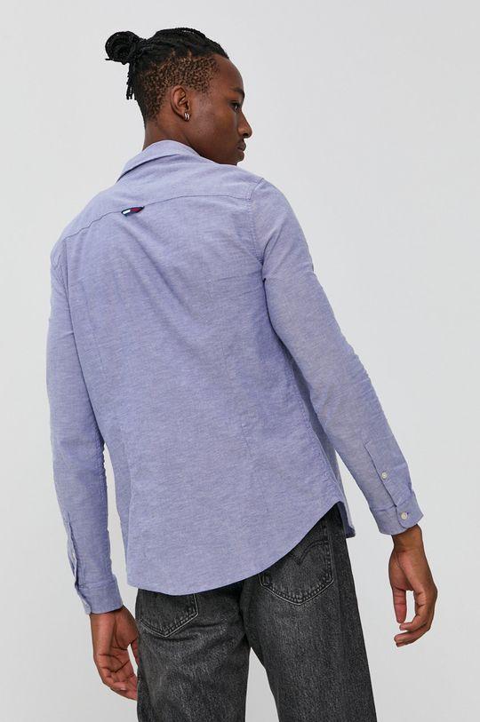 fioletowy Tommy Jeans - Koszula