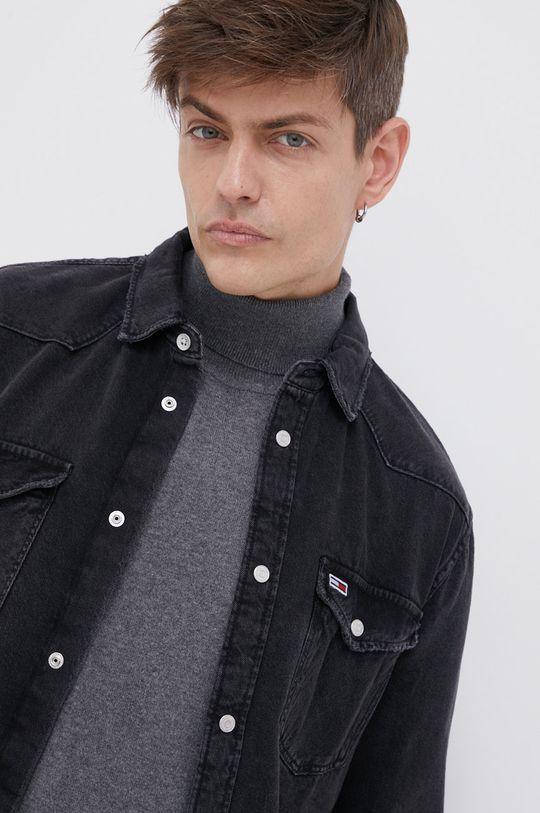 Tommy Jeans - Koszula jeansowa Męski