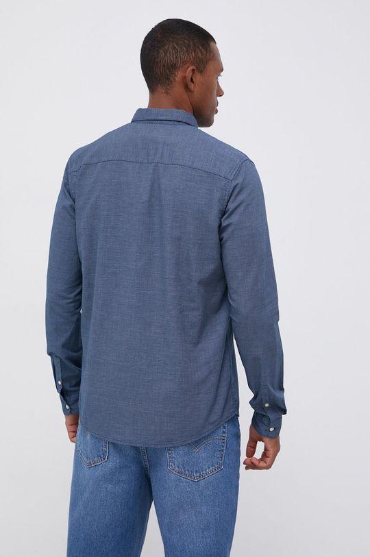 niebieski Tom Tailor - Koszula bawełniana