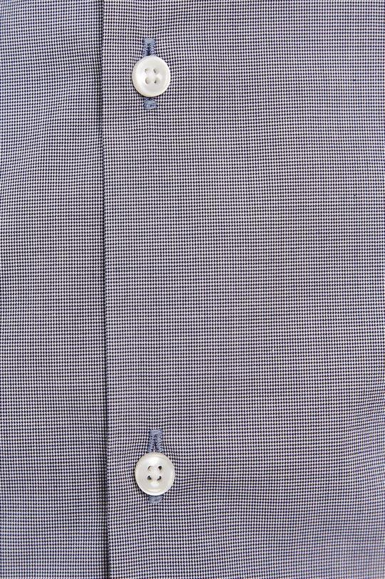 Hugo - Bavlnená košeľa modrá