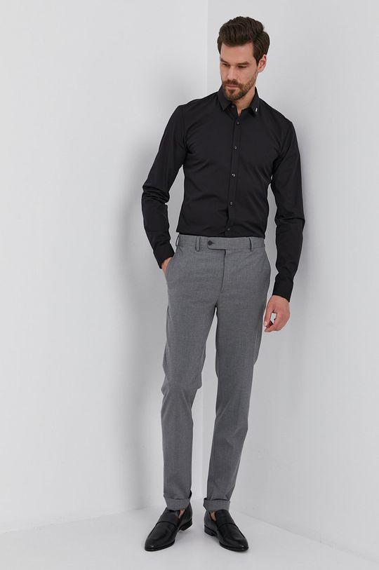 Hugo - Bavlněná košile  100% Bavlna