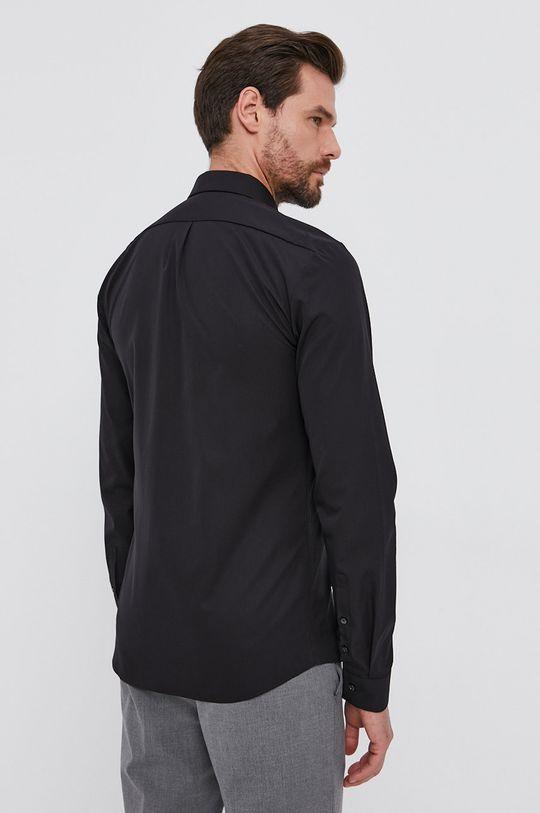 černá Hugo - Bavlněná košile