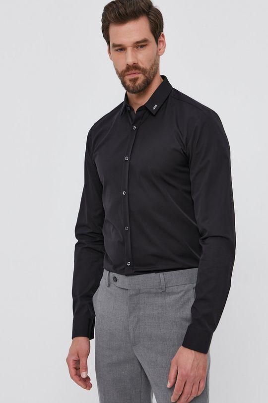 Hugo - Bavlněná košile Pánský
