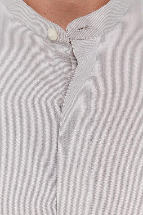 Tiger Of Sweden - Bavlněná košile olivová
