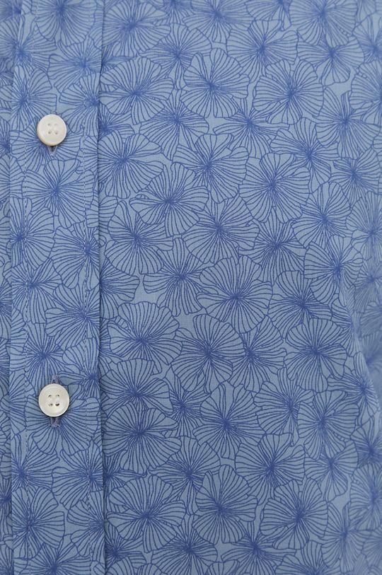 Tiger Of Sweden - Koszula bawełniana niebieski