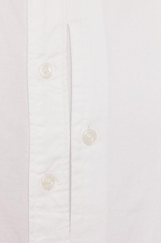 G-Star Raw - Bavlnená košeľa biela