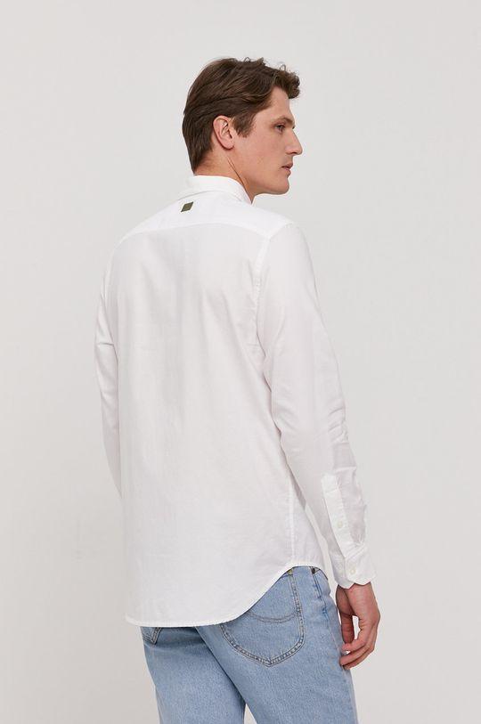 biela G-Star Raw - Bavlnená košeľa