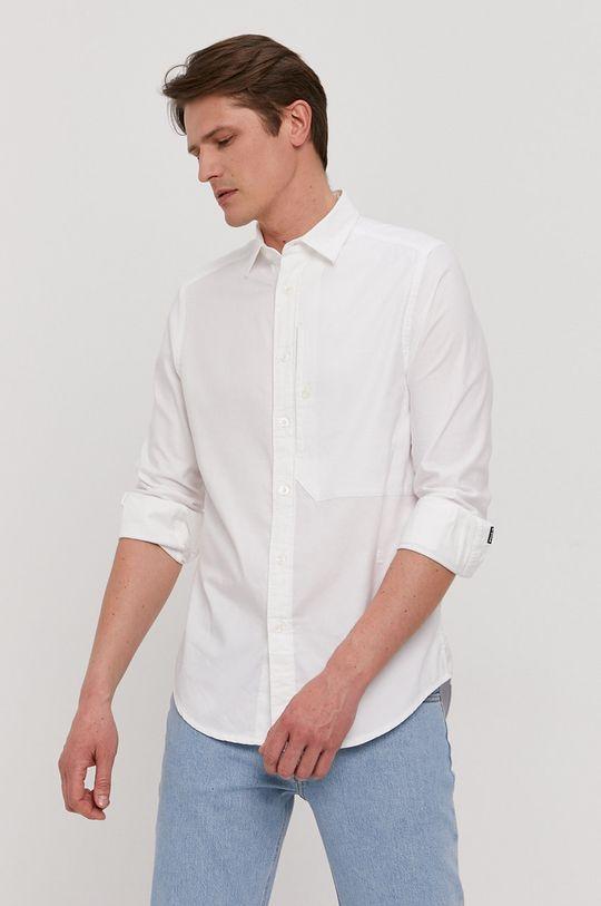 G-Star Raw - Bavlnená košeľa Pánsky