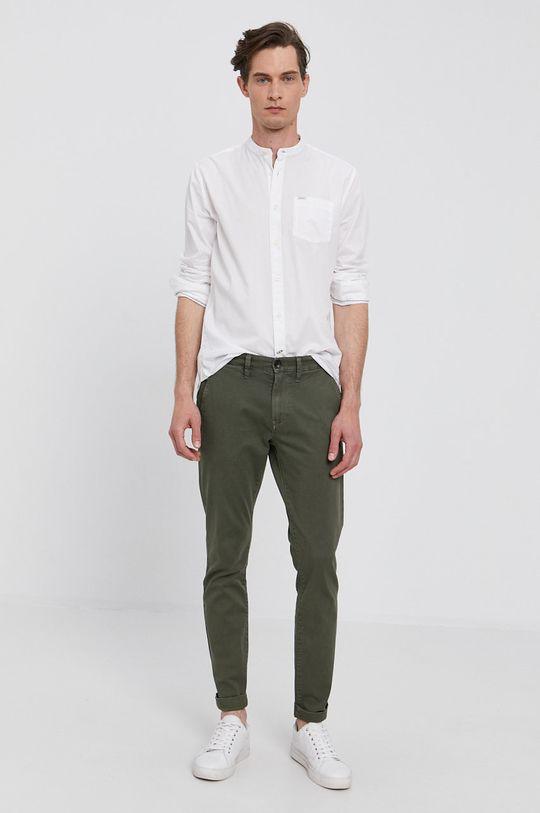 Pepe Jeans - Bavlněné tričko KEVIN  100% Bavlna