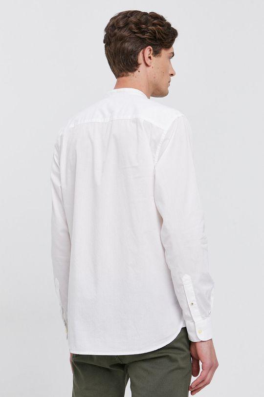 bílá Pepe Jeans - Bavlněné tričko KEVIN