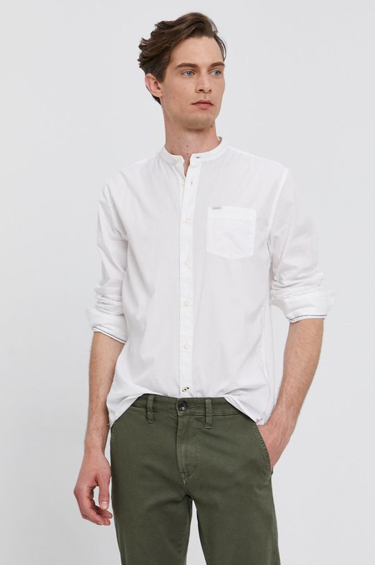 Pepe Jeans - Bavlněné tričko KEVIN Pánský