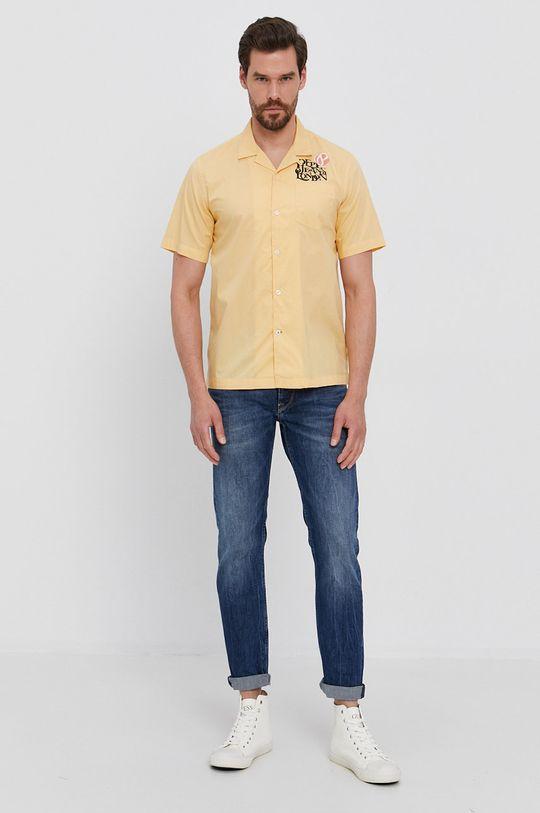 Pepe Jeans - Bavlněné tričko ANDY  100% Bavlna