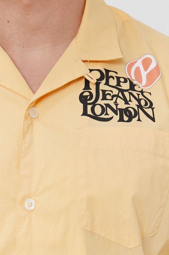 Pepe Jeans - Bavlněné tričko ANDY