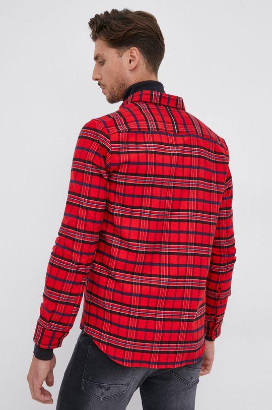 czerwony Hugo - Koszula bawełniana