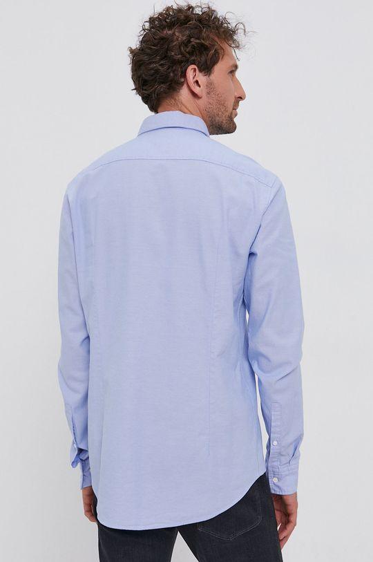 albastru Hugo - Camasa din bumbac