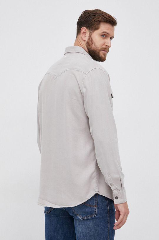 jasny szary Guess - Koszula