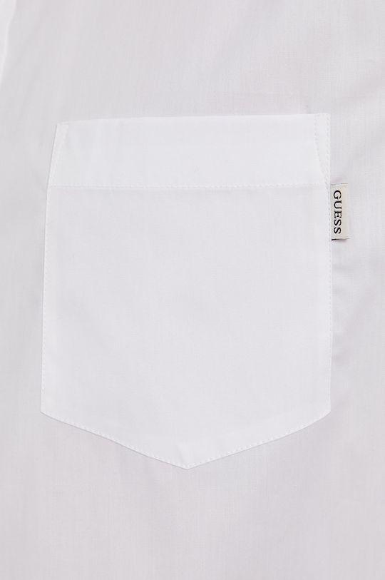 Guess - Koszula bawełniana biały