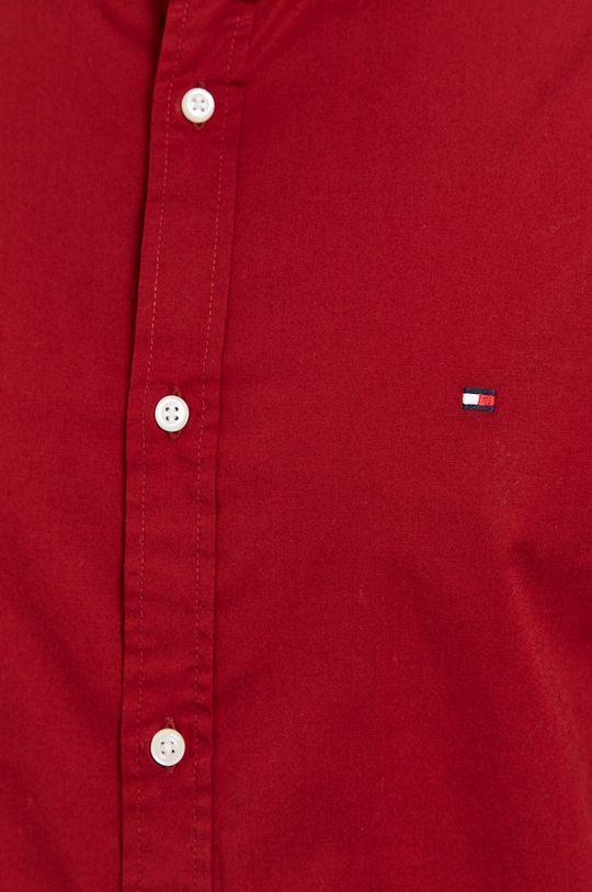 Tommy Hilfiger - Košile kaštanová