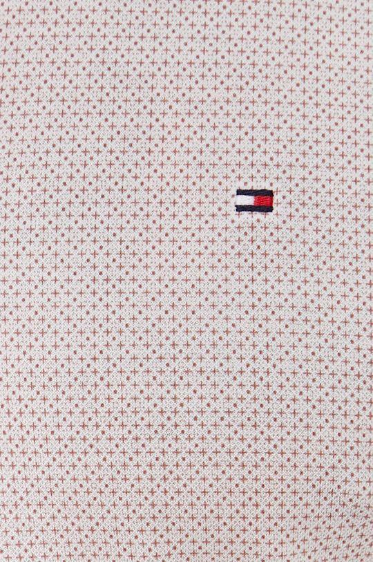 Tommy Hilfiger - Bavlněná košile bílá