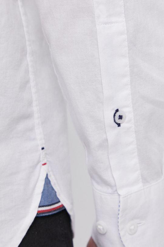 Tommy Hilfiger - Bavlněná košile Pánský